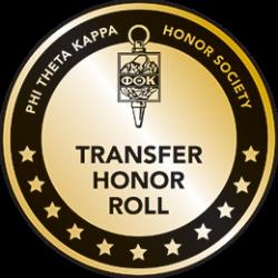Transfer Honor Roll